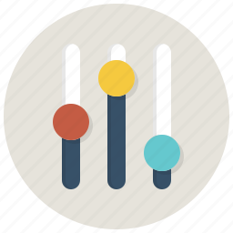 parameters, params, preferences, settings, tools icon