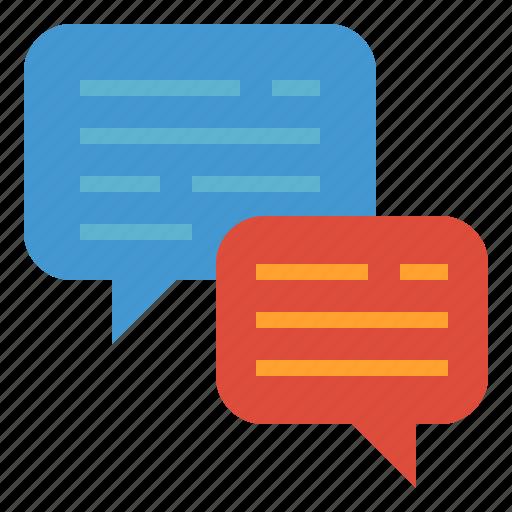 chat, conversation, dialog, speech icon