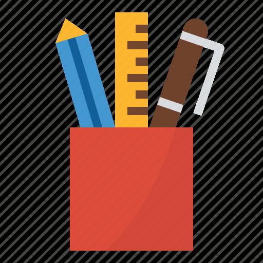 art, design, pen, pencil, stationery icon