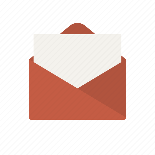 document, email, envelope, letter, message, post, send icon