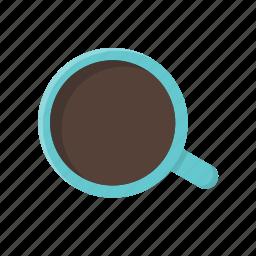 beverage, coffee, coffee break, coffee mug, coffee time, cup, morning icon