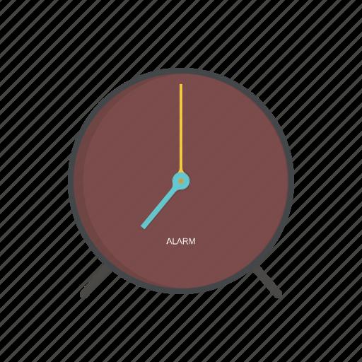 alarm, alarm clock, clock, hour, morning, time, watch icon