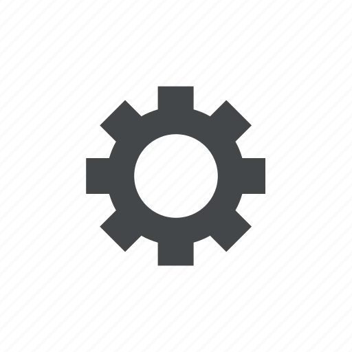 config, configuration, gear, preferences, setting, settings, system icon