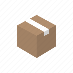 box, delivery, order, package, product, shipping, shopping icon