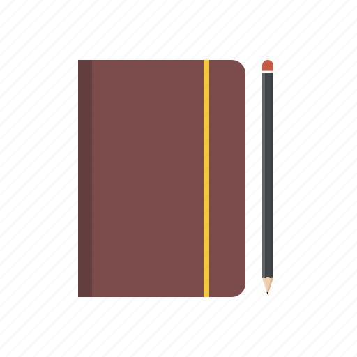 book, note book, notebook, notepad, notes, plan, planning icon