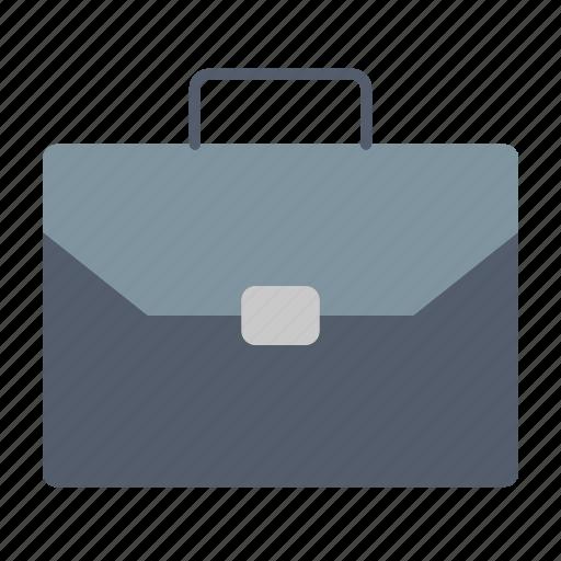 briefcase, case, job, luggage, office icon