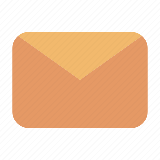email, envelope, letter, message, office icon