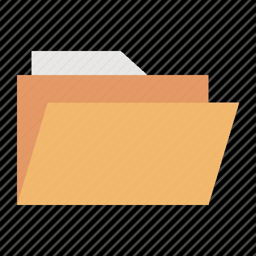 archive, folder, office, storage icon