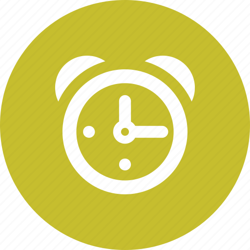 alarm, awake, clock, ringing, time, wake icon