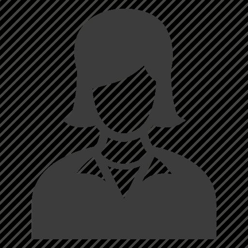 Avatar, businesswoman, user icon - Download on Iconfinder