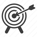 aim, archery, arrow, target
