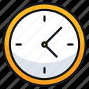 clock, ticker, time, timekeeper, timepiece, timer icon