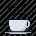 caffeine, coffee, conversation, drink, hot, tea