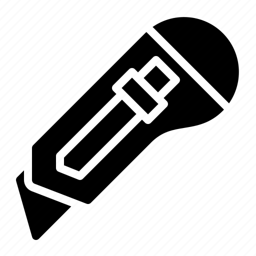 cut, cutter, knife icon