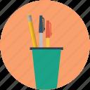 office supplies, writing utensils
