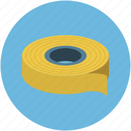 adhesive, tape icon