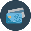 cards, business cards, credit icon