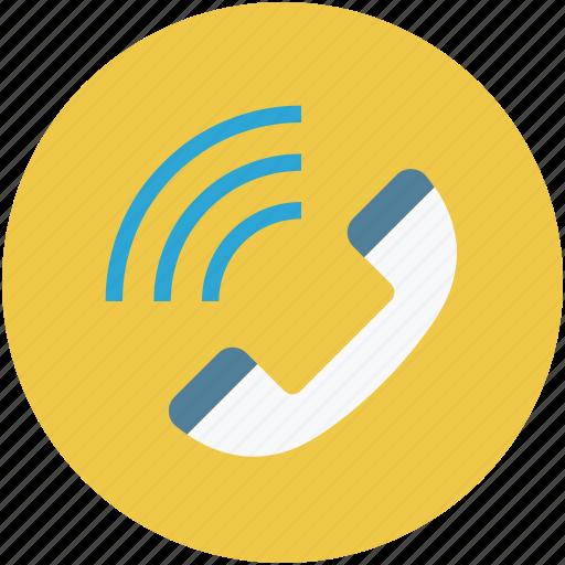 calling, phone icon