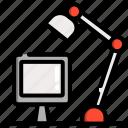 business, chart, management, office, presentation, projector, work