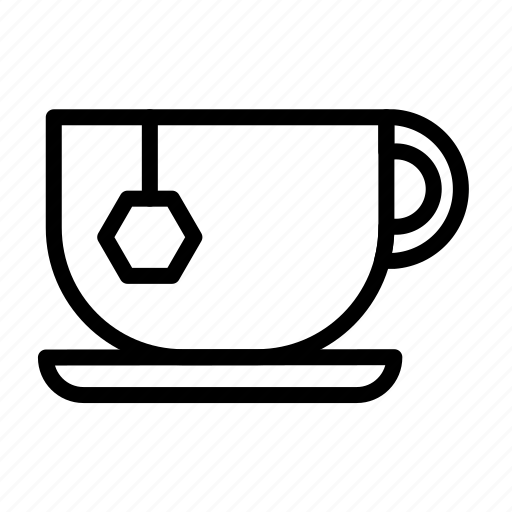 Icon, line, coffe, outline icon - Download on Iconfinder