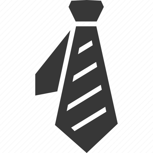 necktie, office, tie icon