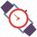 fashion, hand watch, time, watch, wrist watch icon icon