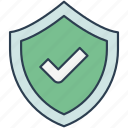 protection, security, shield icon, • guard icon