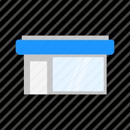 retail, shop, store, super market icon