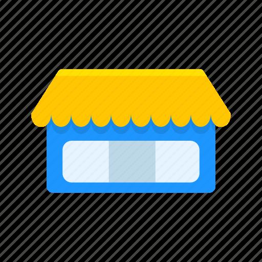 ecommerce, retail, shop, store icon