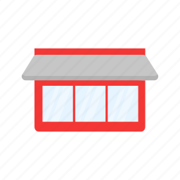 ecommerce, retail, shop, store icon