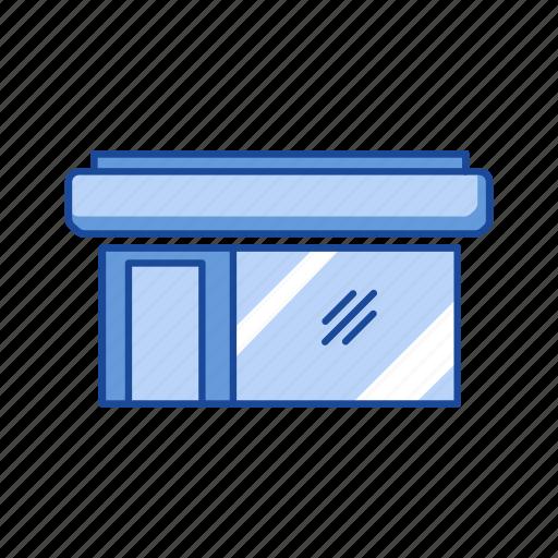 market, retail, shop, store icon