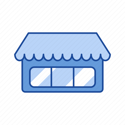 ecommerce, shop, stall, store icon