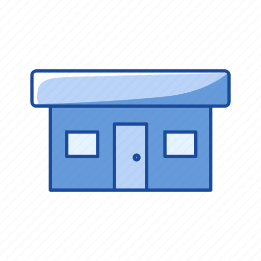 mall, shop, stall, store icon
