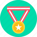 badge, best, star icon