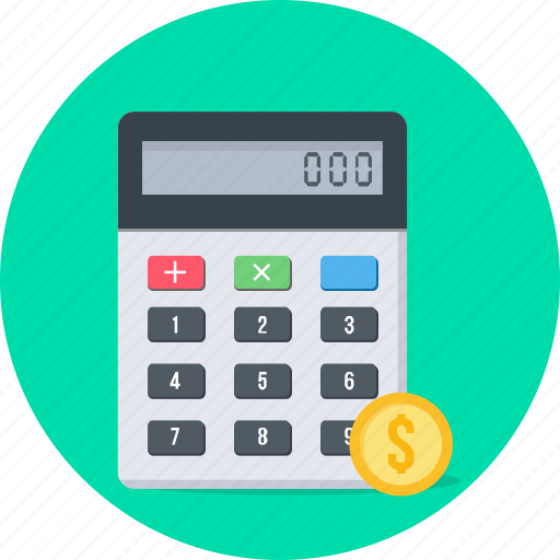 business, calc, calculate, calculation, calculator, finance, math icon