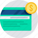 card, cash, cash card, finance, money, payment icon