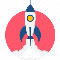 business, business start, launch, product, project launch icon