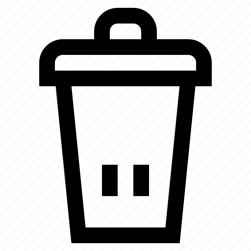 business, office, recycle, tool, trash icon