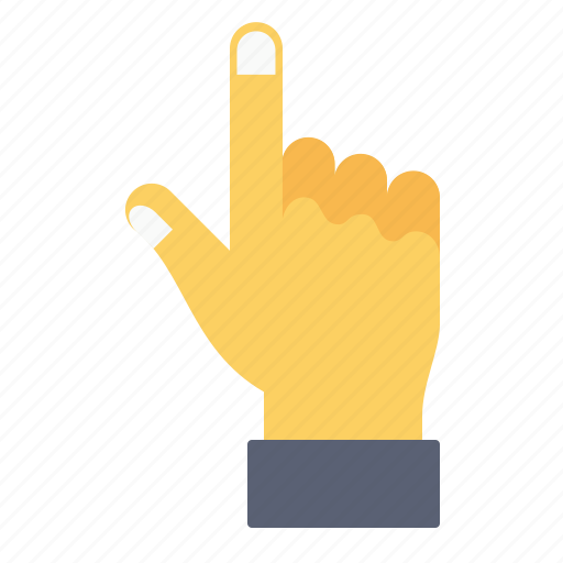 finger, hand, handsup, pointing, sky, thumb, up icon
