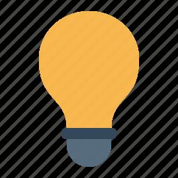 brainstorming, bulb, concept, creativity, idea, imagination, lightning icon
