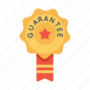 award, badge, guarentee, label, office, ribbon, star icon