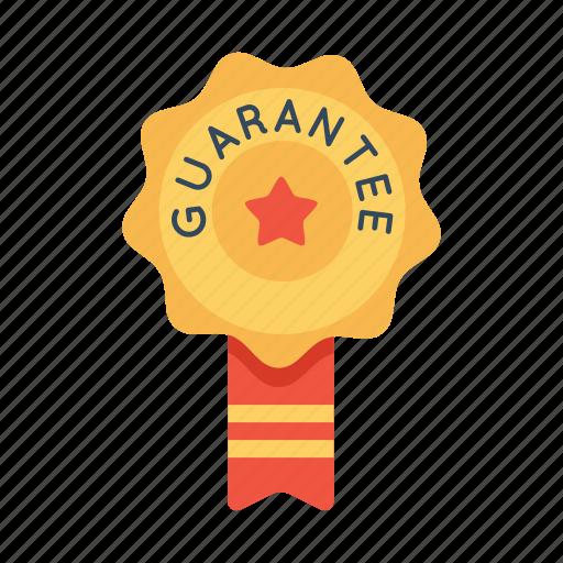 award, badge, guarentee, label, office, ribbon, star icon