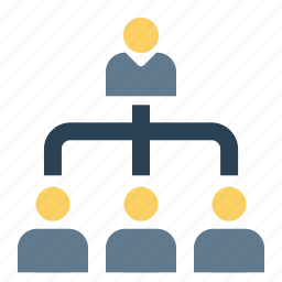 company, corporate, culture, hierarchy, leader, office, structure icon