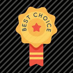 award, badge, best, employee, office, reward, winner icon