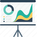 board, business, chart, company, growth, performance, statics icon