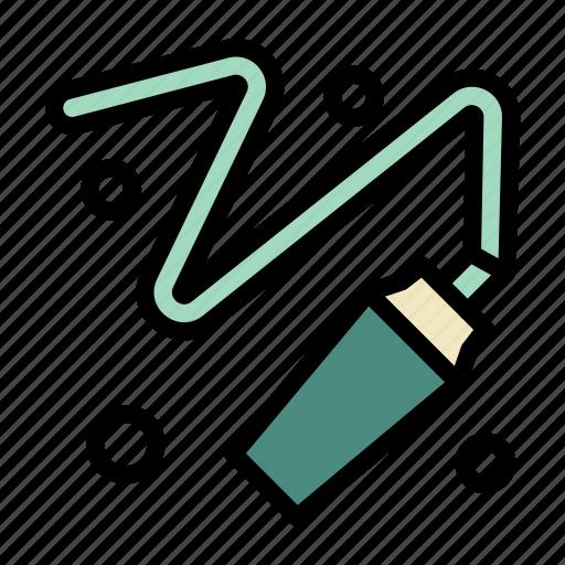 highlighter, marker icon