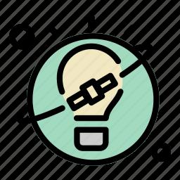 creative, earth, idea, planet, satellite icon