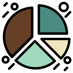 analytics, chart, pie, report, research, statistics icon