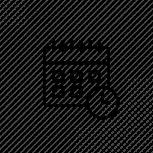 clock, deadline, time icon