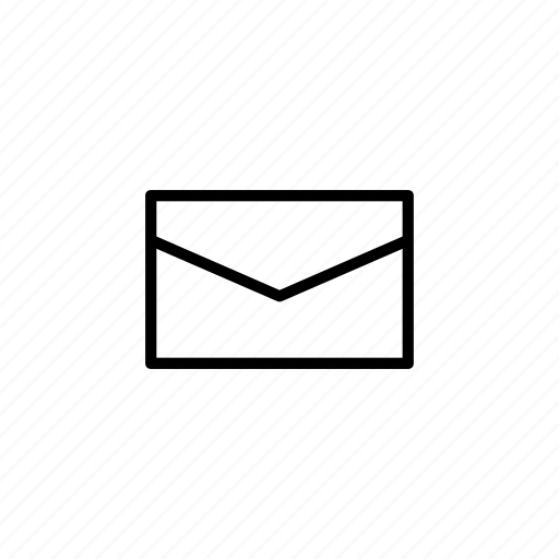 email, envelope, letter, web icon